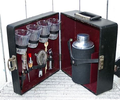 portable cocktail set 17 best images about portable bar on pinterest