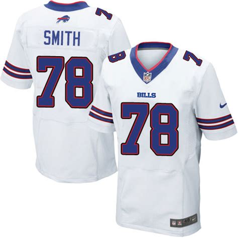 throwback blue bruce smith 78 jersey glamorous p 203 cheap s elite bruce smith nike jersey white road