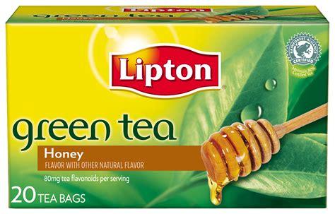 Teh Lipton Green Tea lipton green tea honey tea bags 1 2 ounces