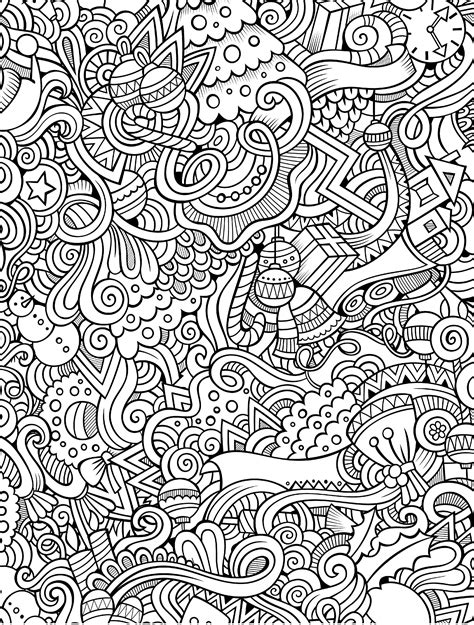 coloring page for adults pdf 10 free printable holiday adult coloring pages