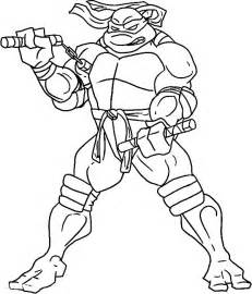 teenage mutant ninja turtles coloring pages bestofcoloring