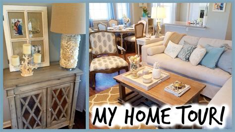 A Home Decor Home Tour Coastal Decor Alexandrea Garza