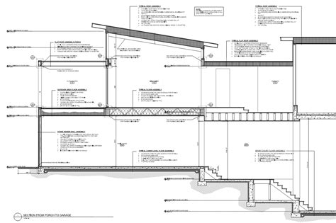 flat roof section flat roof section drawing 28 images water managed roof