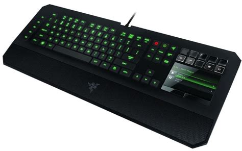 Keyboard Razer Deathstalker Ultimate T1 deathstalker ultimate gadgetsin