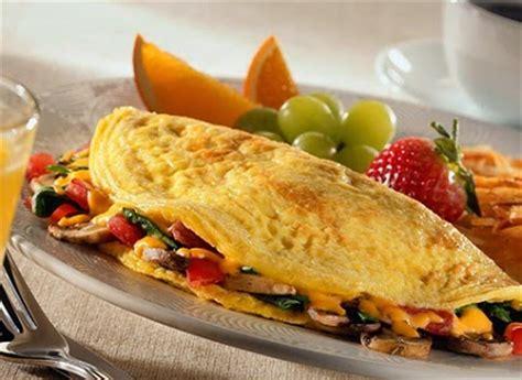 resep  membuat omelet variasi