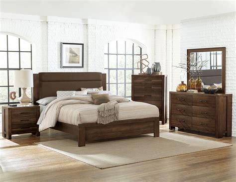 las vegas bedroom furniture sedley walnut finish bedroom collection las vegas furniture store modern home furniture