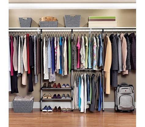 college closet organizers the complete closet organizational kit room