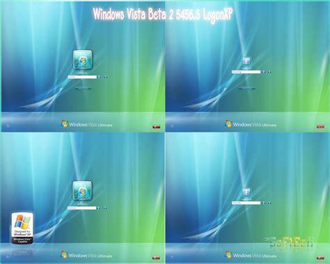 building themes beta vista beta 2 5456 logonxp by sahtel08 on deviantart