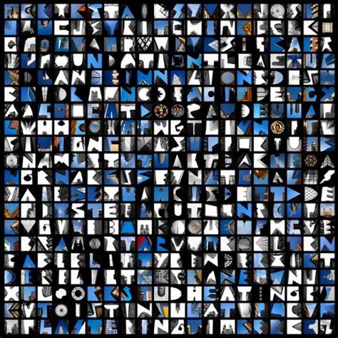 lettere in prospettiva alfabeto in prospettiva le lettere con i palazzi