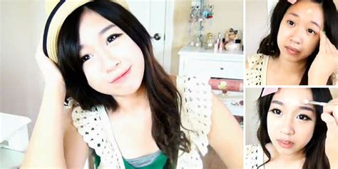 tutorial makeup korea 2015 tutorial makeup natural korea style fay blog