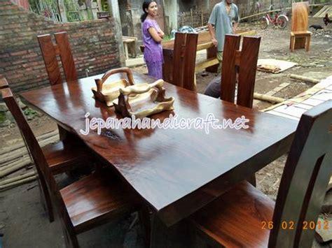 Meja Makan Di Medan promo besar meja makan antik solid trembesi harga murah
