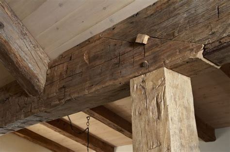 Decorative Driftwood For Homes living rooms with beams that will inspire