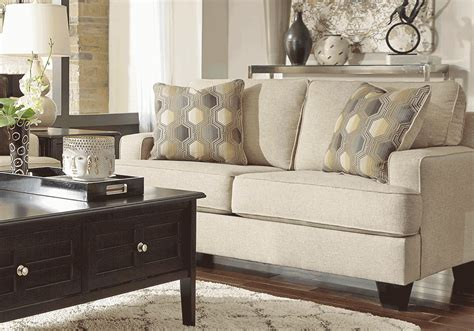 linen sofa set brielyn linen sofa set lexington overstock warehouse