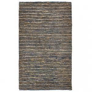 valencia wool jute navy rug rosenberryrooms