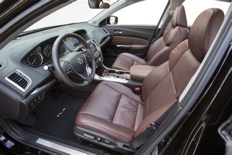 2015 Acura Tlx Interior by 2015 Acura Tlx Drive Photo Gallery Motor Trend