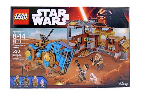 Ready Stock Lego 75148 Wars Encounter On Jakku encounter on jakku lego set 75148 1 nisb building sets gt wars gt episode viithe