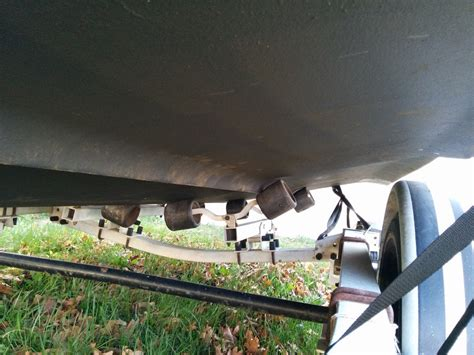 boat trailer roller alignment trailer rollers alignment question the hull truth