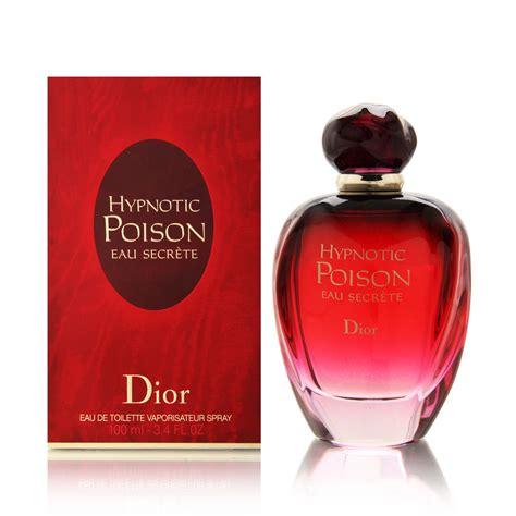 Parfum Secret Hypnotized hypnotic poison eau secrete by