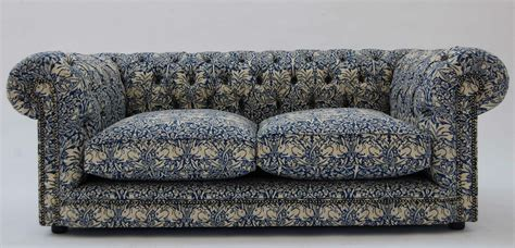 patterned couches patterned chesterfields are they for you