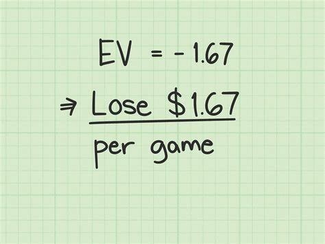 how to calculate expected value 28 images expected