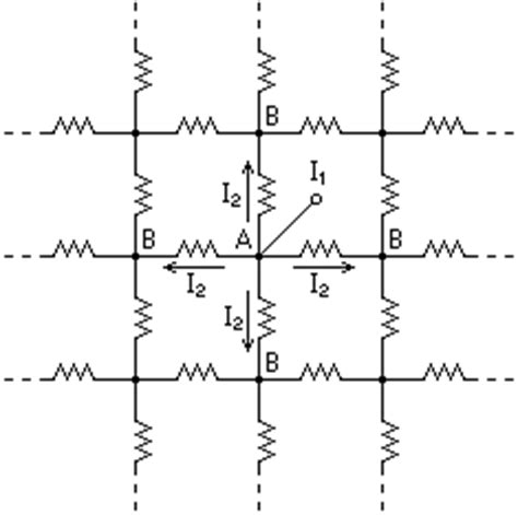 resistor grid electronic circuits