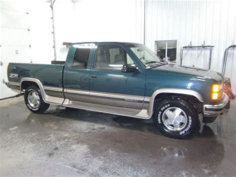 purchase used 1997 gmc slt 4x4 3rd door loaded