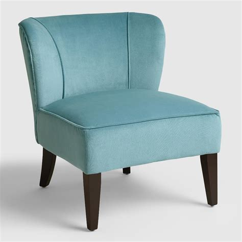 Aqua Dining Room by Caribbean Blue Quincy Chair World Market