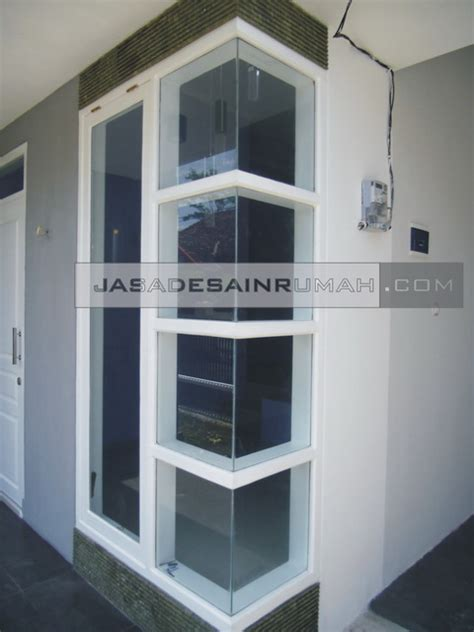 desain jendela depan rumah minimalis contoh desain kusen jendela sudut untuk tak rumah