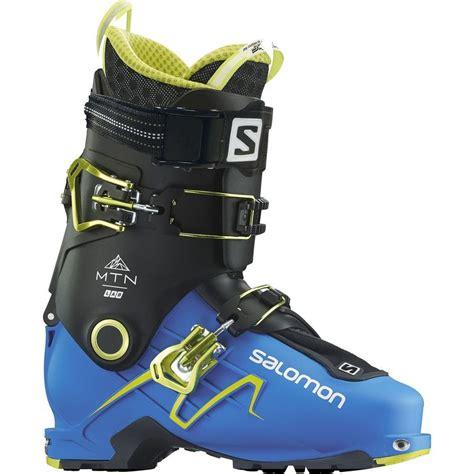 salomon ski boots salomon mtn lab ski boot backcountry