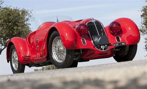 8 best vintage alfa romeo cars of all time