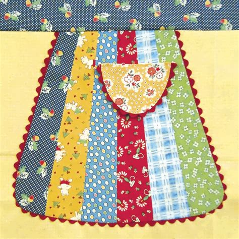 pattern for quilted apron 14 best apron quilts images on pinterest quilt block