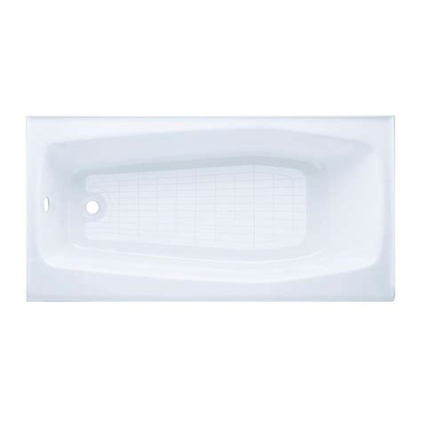 villager bathtub kohler villager 5 ft left hand drain integral farmhouse