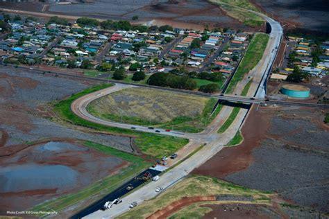 honoapiilani highway realignment phase  lahaina bypass road
