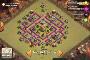 Th7 war base anti dragon attack townhall 7 watch full movie