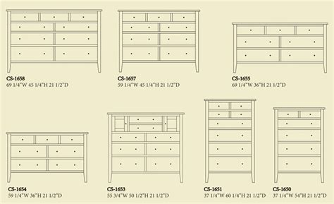Bedroom Dresser Standard Dimensions Chelsea 69 Quot Dresser Ohio Hardwood Furniture