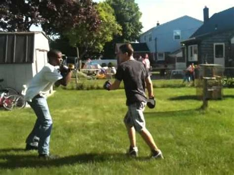 backyard fights videos black kid vs white kid backyard fight youtube