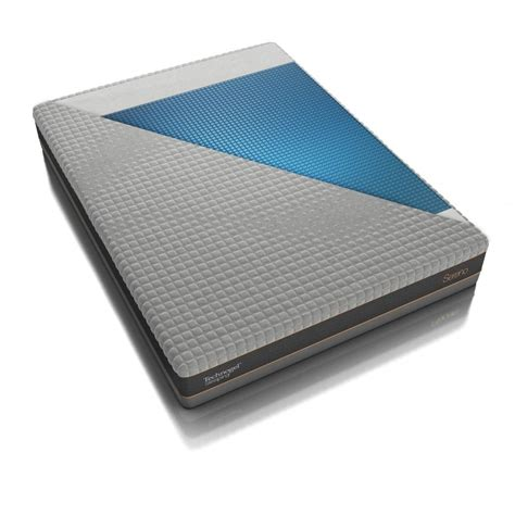 technogel sleeping sereno mattress reviews goodbed