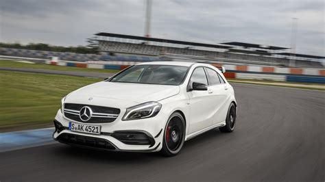 mercedes amg 2016 mercedes amg a45 4matic review track test caradvice