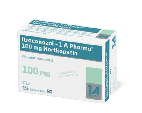 Itraconazol 100mg itraconazol