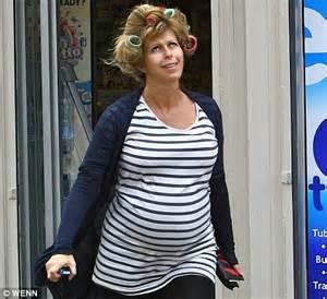 hair today, mum tomorrow: kate garraway gets some me time