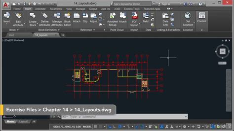 autocad layout add creating a layout and adding a viewport autocad 2017