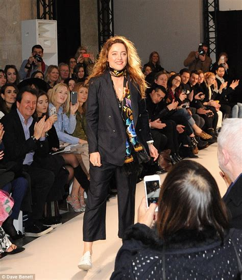 Designer Of The Moment Temperley by Dahl Makes Catwalk Comeback At Temperley