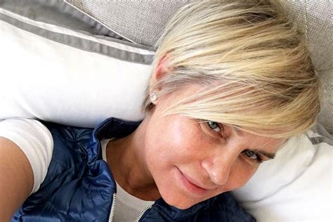 yolanda foster is loving her easy short hair yolanda foster haircut see photo of her short style the