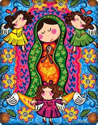 imagen virgen de guadalupe para ninos blog cat 211 lico gotitas espirituales imagenes de la virgen