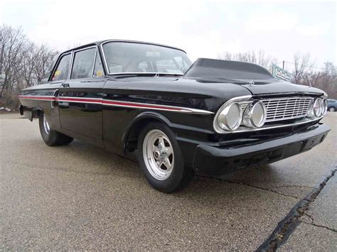 diesel cars for sale 1964 ford fairlane tudor drag car for sale classiccars