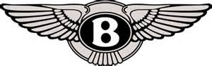 Bentley Wings Logo Bentley Logo