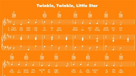 twinkle twinkle little star coloring page mother goose twinkle twinkle little star sheet music mother goose club