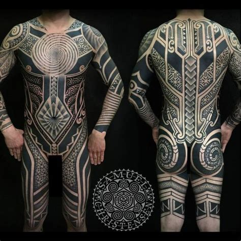tattoo body suit blackwork bodysuit by samuel christensen
