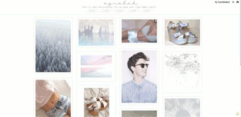 themes tumblr infinite scroll fairytale themes