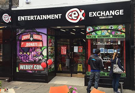 cex windsor opening hours address phone